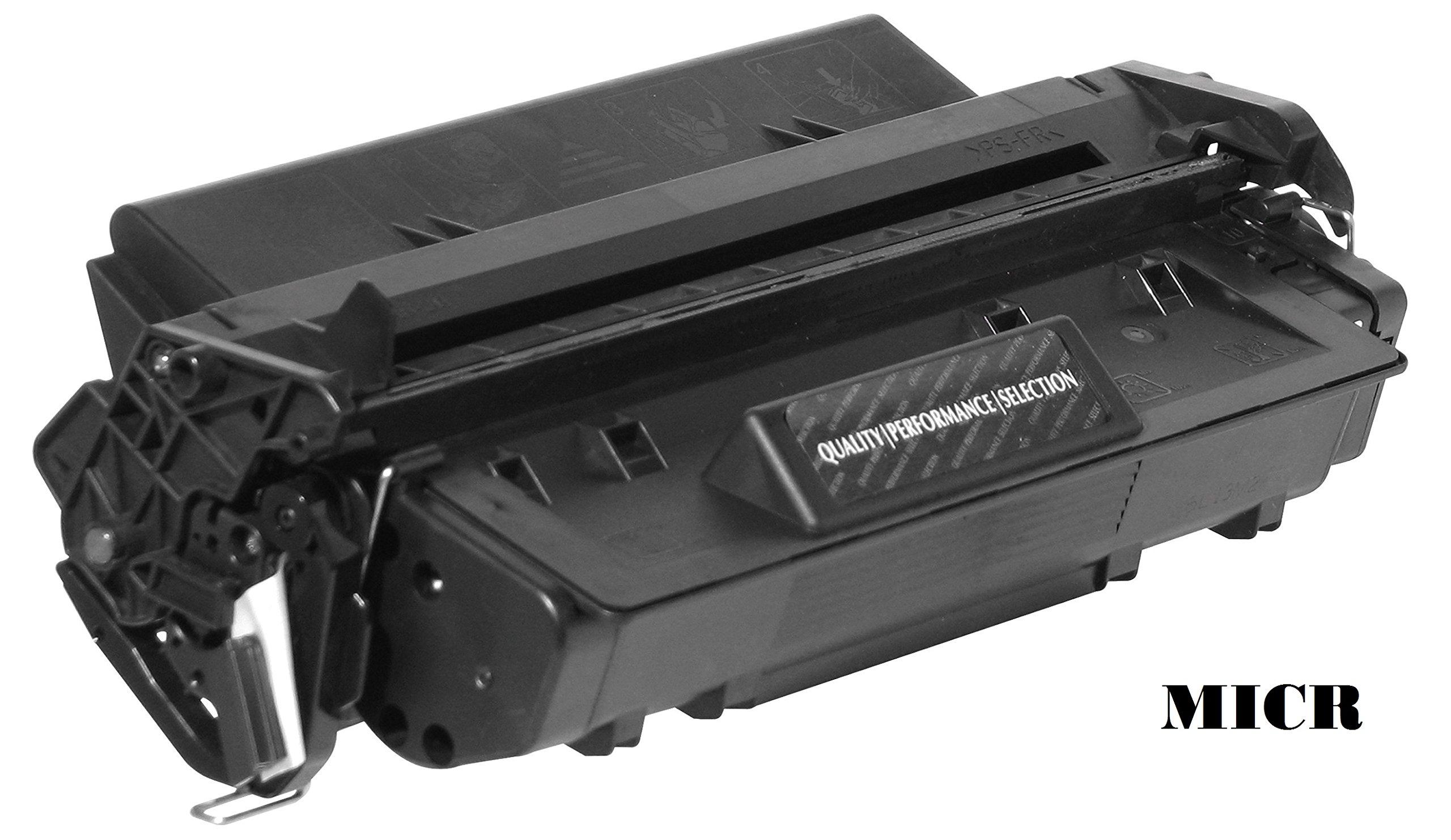 GLB Premium Quality Compatible Replacement for HP 96A / HP C4096A Black Laser Toner Cartridge for HP Laserjet 2100, 2100M, 2100se,2100TN,2100xi,2200, 2200D,2200DN,2200DT,2200DTN Printers(MICR)