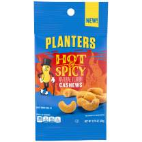 Planters Hot 'N Spicy Snack Nuts, 67.5 Ounce