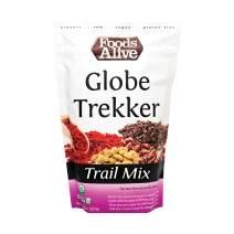 Globe Trekker Trail Mix, Organic, 8oz (3-Pack)