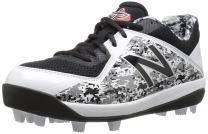 New Balance Unisex-Child 4040 V4 Molded Baseball Shoe