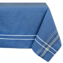 DII 100% Cotton French Tabletop Collection For Everyday Indoor/Outdoor Dining, Special Occasions or Dinner Parties, Machine Washable, Napkin Set, Taupe w/Black Stripes