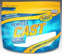 Perfect Cast 4lb Cast & Paint Casting Material