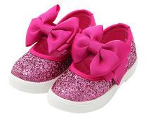 Ozkiz Little Girls Shoes Slip-on Fashion Glitter Sneaker for Toddler/Little Kid