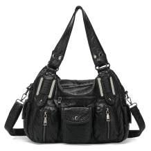 LL LOPPOP Handbags for Women Ultra Soft Leather Hobo Bag 2031
