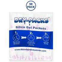 Dry-Packs 1gm Canister, Pack of 50