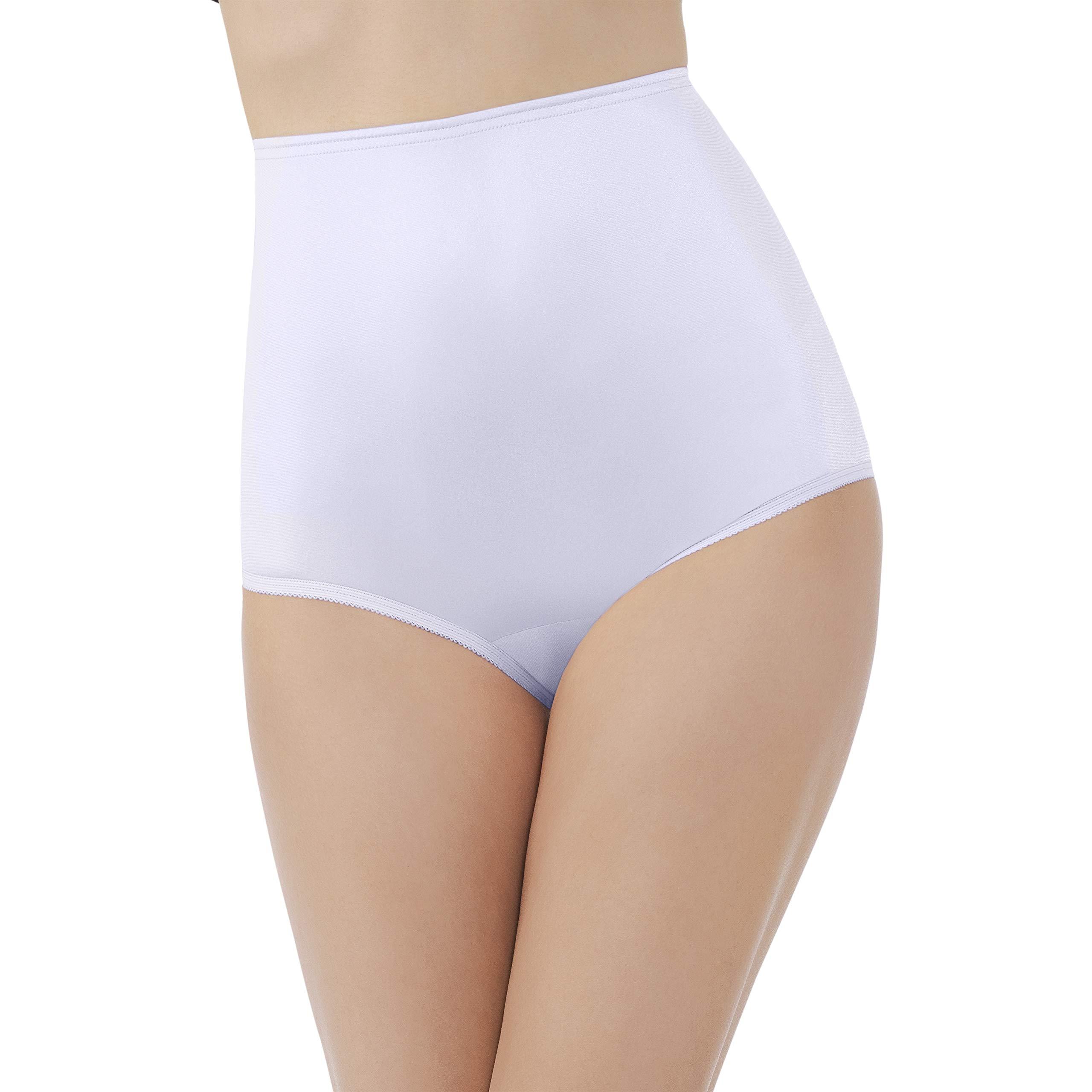 Vanity Fair Women's Underwear Perfectly Yours Traditional Nylon Brief Panties
