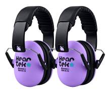 HEARTEK Noise Cancelling Headphones Kids Adult Earmuffs Shooting Ear Protection