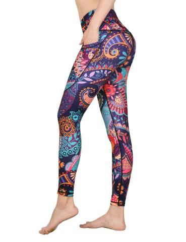 Abstract Art Leggings For Women Party Leggings Yoga Pants Workout Leggings Gym Leggings Printed Leggings Women Activewear Women Leggings