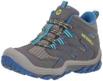 Merrell Kids' Chameleon 7 Access Mid Waterproof Hiking Boot