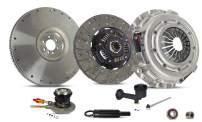 Clutch Kit Flywheel Master And Slave Cylinder works with Chevrolet Blazer S10 GMC Jimmy Sonoma Ls Xtreme Base Zr2 Zr5 Lt Sle Slt Sls Lt Envoy 1996-2003 2.2L L4 4.3L V6