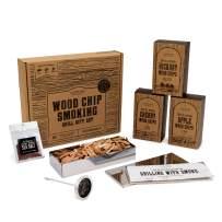 Cooking Gift Set | 6 PC Smoking BBQ Grill Set