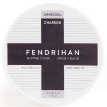 Fendrihan Shaving Cream 6 oz. Made in England (Charcoal)