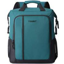 TOURIT 42 Cans Backpack Cooler Leakproof Insulated Cooler Backpack Lightweight Soft Cooler Bag Large Capacity for Men Women to Picnics, Camping, Hiking, Beach, Park or Day Trips