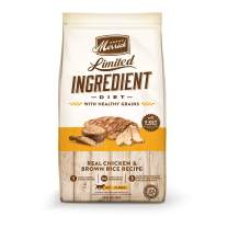 Merrick Limited Ingredient Diet Dry Dog Food with Vitamins & Minerals for All Breeds