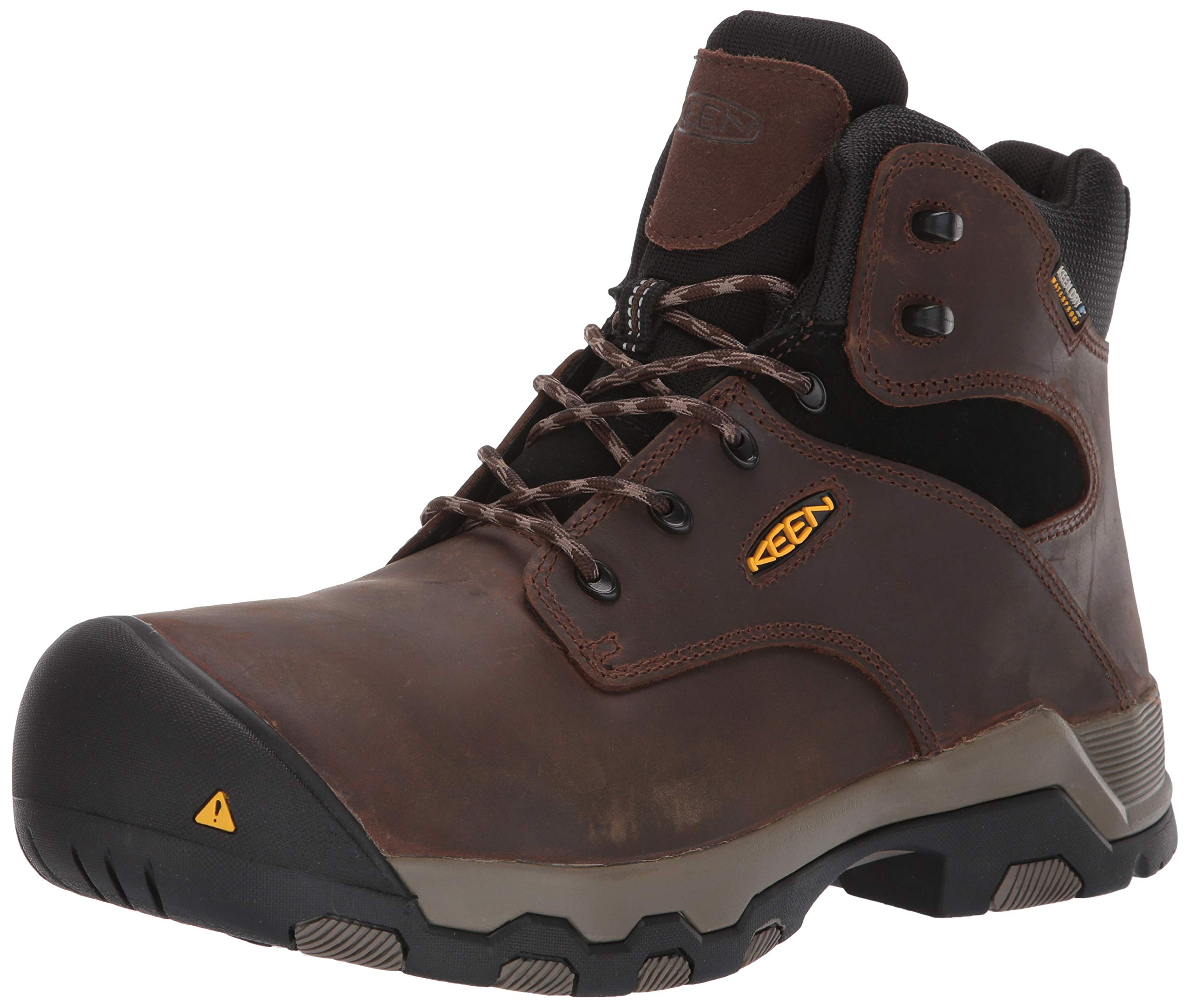 "KEEN Utility Men's Rockford 6"" Waterproof Industrial Boot"
