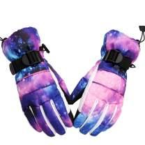 Ski Gloves Men Women Snowboarding Gloves Winter Warm Gloves for Outdoor Sports