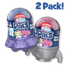 Educational Insights Playfoam Pals Space Squad 2-Pack, Non-Toxic, Never Dries Out, 5 Surprises Inside, Sensory, Shaping Fun, Arts & Crafts For Kids, Perfect for Ages 5+