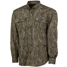 Mossy Oak Camo Tibbee Lightweight Long Sleeve Hunting Shirts for Men Camouflage
