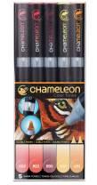 Chameleon Art Products, Chameleon 5-Pen, Warm Tones Set