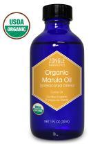 Zongle USDA Certified Organic Marula Oil, Africa, Unrefined Virgin, Cold Pressed, Sclerocarya Birrea, 1 OZ