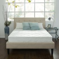 ZINUS 8 Inch Quilted Pocket Spring Mattress / Bed-in-a-Box, King