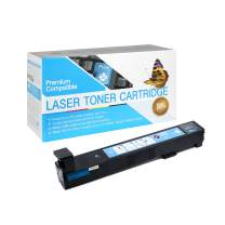 SuppliesOutlet Compatible Toner Cartridge Replacement for HP CB381A / 824A (Cyan,1 Pack)