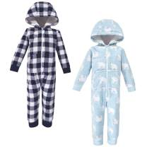 Hudson Baby Baby Boys' Fleece Jumpsuits, Coveralls, and Playsuits