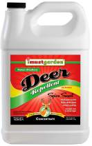 I Must Garden Deer Repellent Concentrate – 1 Gallon: Spice Scent Deer Spray for Plants – Natural Ingredients - Makes 10 Gallons, Covers 40,000 sq. ft.