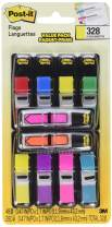 Post-it Flags Value Count, Assorted Colors, 280+48 Bonus Arrow Flags (683-VAD1) Packaging may vary