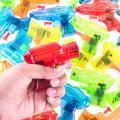 Super Z Outlet Mini Colorful Squirt Water Guns Plastic Blasters for Kids Birthday Party Favors, Pool Beach Toys, Hot Summer Classic Water Games (30 Pack)