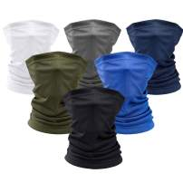 Face Mask Bandanas for Dust, Outdoors, Festivals, Sports