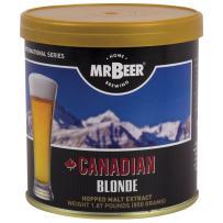 Mr. Beer Blonde 2 Gallon Homebrewing, Refill