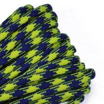 Bored Paracord - 1', 10', 25', 50', 100' Hanks & 250', 1000' Spools of Parachute 550 Cord Type III 7 Strand Paracord Well Over 300 Colors - Wolverine - 100 Feet
