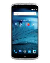 ZTE Axon A1G123 Unlocked Phone, 32GB Chromium Silver 5.5 TFT-LCD, Quad-core 2.4 GHz, Dual Lens Camera, Hi-Fi audio,In-Ear Headphones