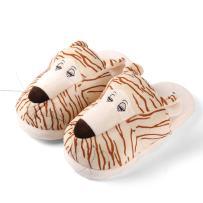 Sleepy Bear Warm Cozy Soft Sole Winter Slippers for Boys Girls Unisex
