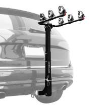 Retrospec Lenox Car 5 Bicycle Carrier Hitch Mount