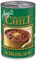 Amy's Organic Medium Chili, Vegan, 14.7-Ounce
