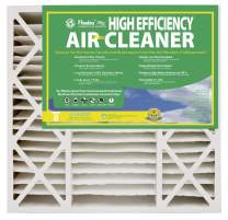 "Flanders PrecisionAire 82655.041920 NaturalAire Air Cleaner, 19"" x 20"" x 4""/2 Pack"