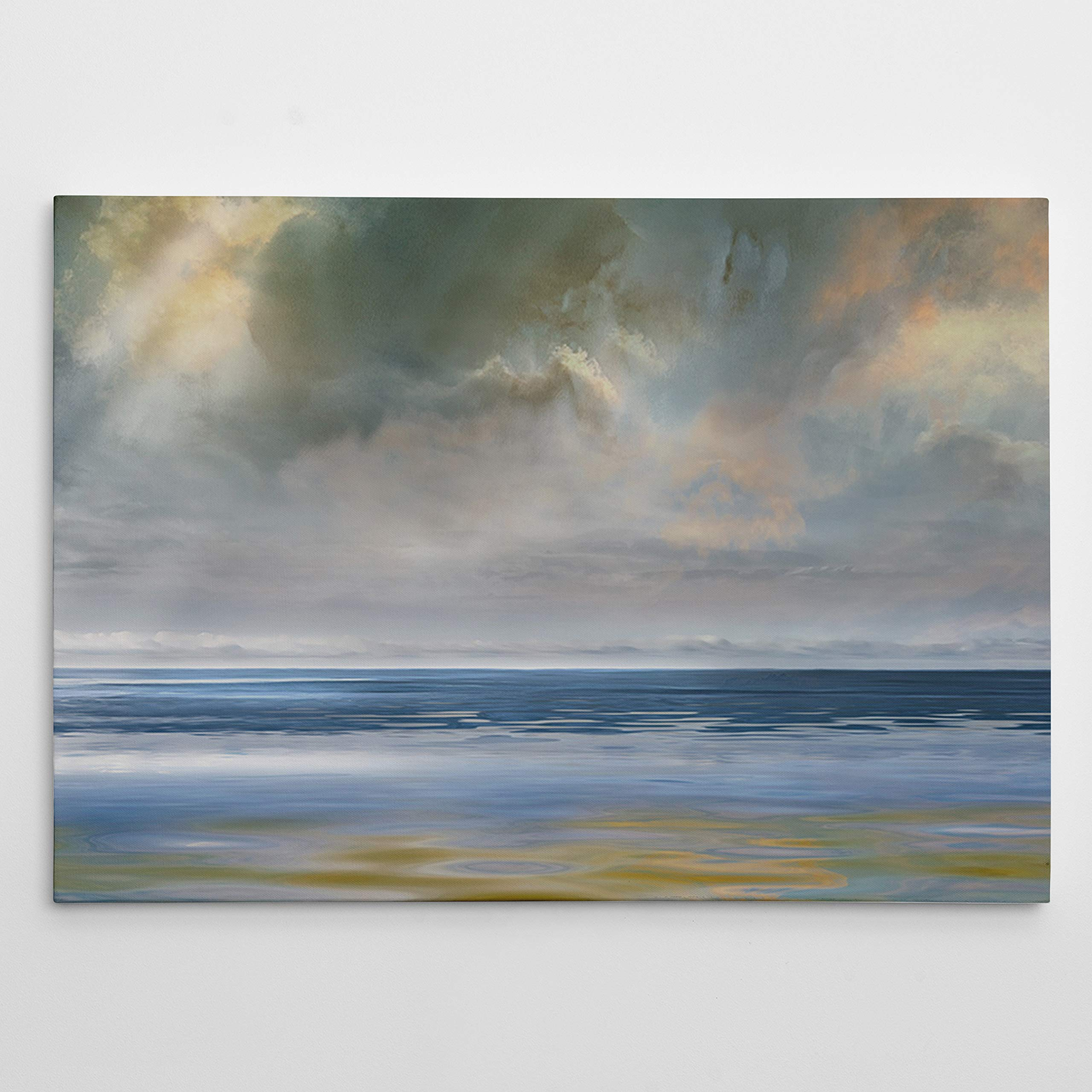 WEXFORD HOME Reflection of Light Gallery Wrapped Canvas Wall Art, 18x27