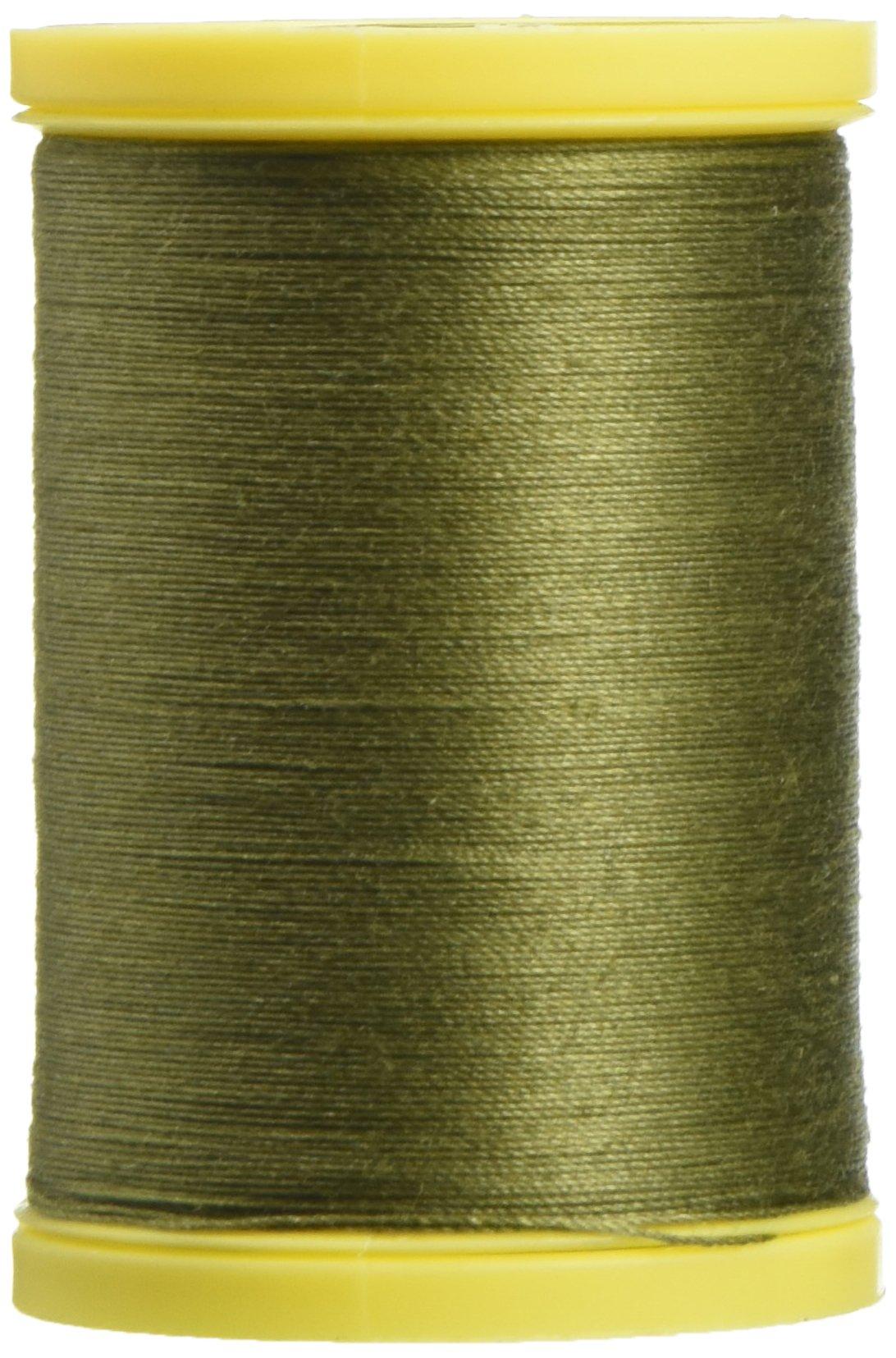 Coats: Thread & Zippers S970-6360 General Purpose Cotton Thread, 225-Yard, Bronze Green