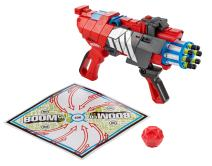 BOOMco. Twisted Spinner Blaster with Rounds