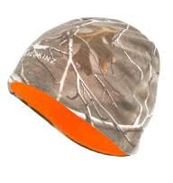SEALSKINZ Camo Waterproof Reversible Beanie Hunting-Hats