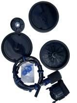 FibroPool Polaris Black Max 280 Pool Cleaner Rebuild kit