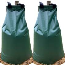 USHIGHTLIGHT All New 20 Gallon Tree Watering Bag, Slow Release Watering Bag for Trees, Portable Tree Drip Irrigation Bag, Water Saving Irrigation Water System(1/2/3) (2, 20 Gallon)