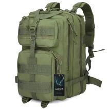 G4Free Tactical Shoulder Backpack Assault Survival Pack Molle Bug Out Bag Rucksack