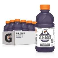 Gatorade Gatorade G Zero Thirst Quencher, Grape, 12 Ounce, 24 Count, 24 Count
