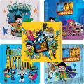 Teen Titans GO! to The Movies Sticke - Prizes 100 per Pack