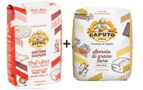 Molino Antimo Caputo '00' Flour + Semola Flour (1+1 bags)