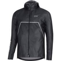 Gore Bike Wear Men's R7 GTX Sd Trail HD Jacket, Black