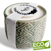 - The Growing Candle - Hate Tossing Empty Candles? Try Our Less-Waste Solution. Burn Candle. Plant Seed-Embedded Label. Grow Wildflowers! Clean Products For A Cleaner Environment. HLC-IDA-GIN